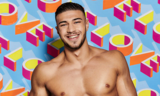 Tommy Fury 'Love Island'