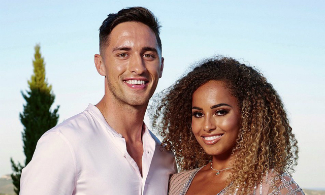 Greg Amber Love Island winners 2019