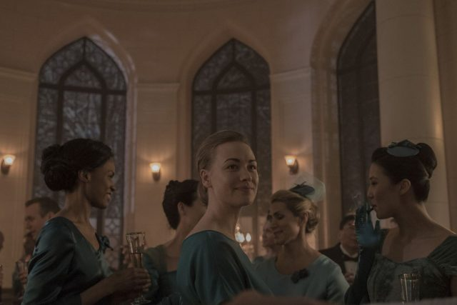 Serena Handmaid's Tale