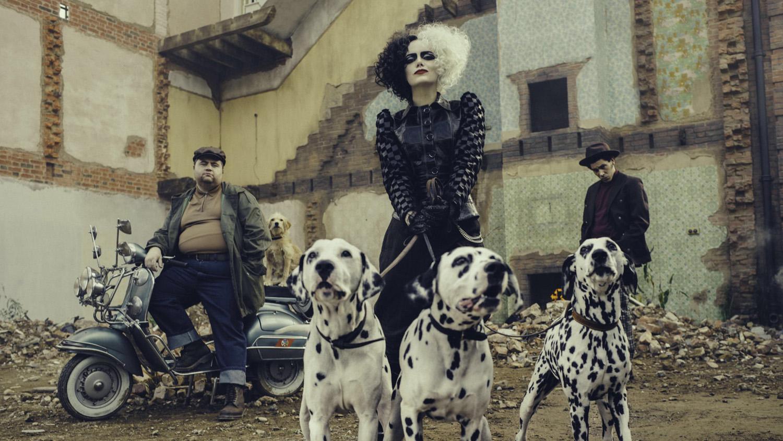 Cruella Emma Stone Full Image