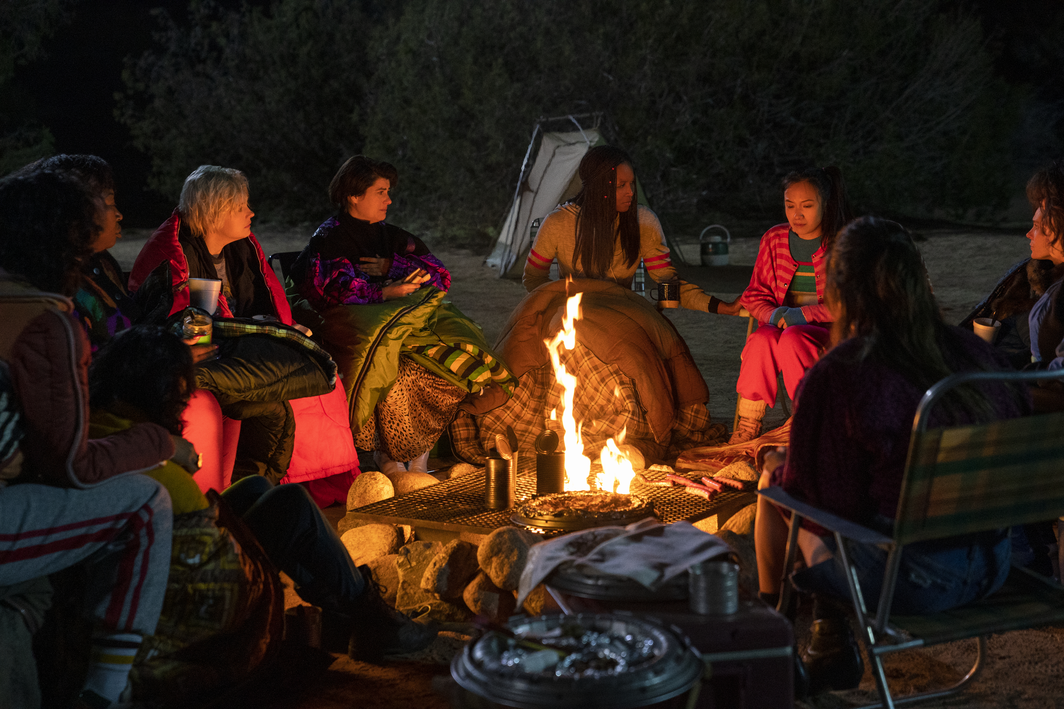 Netflix Review: 'GLOW' season 3 is less body slamming, more