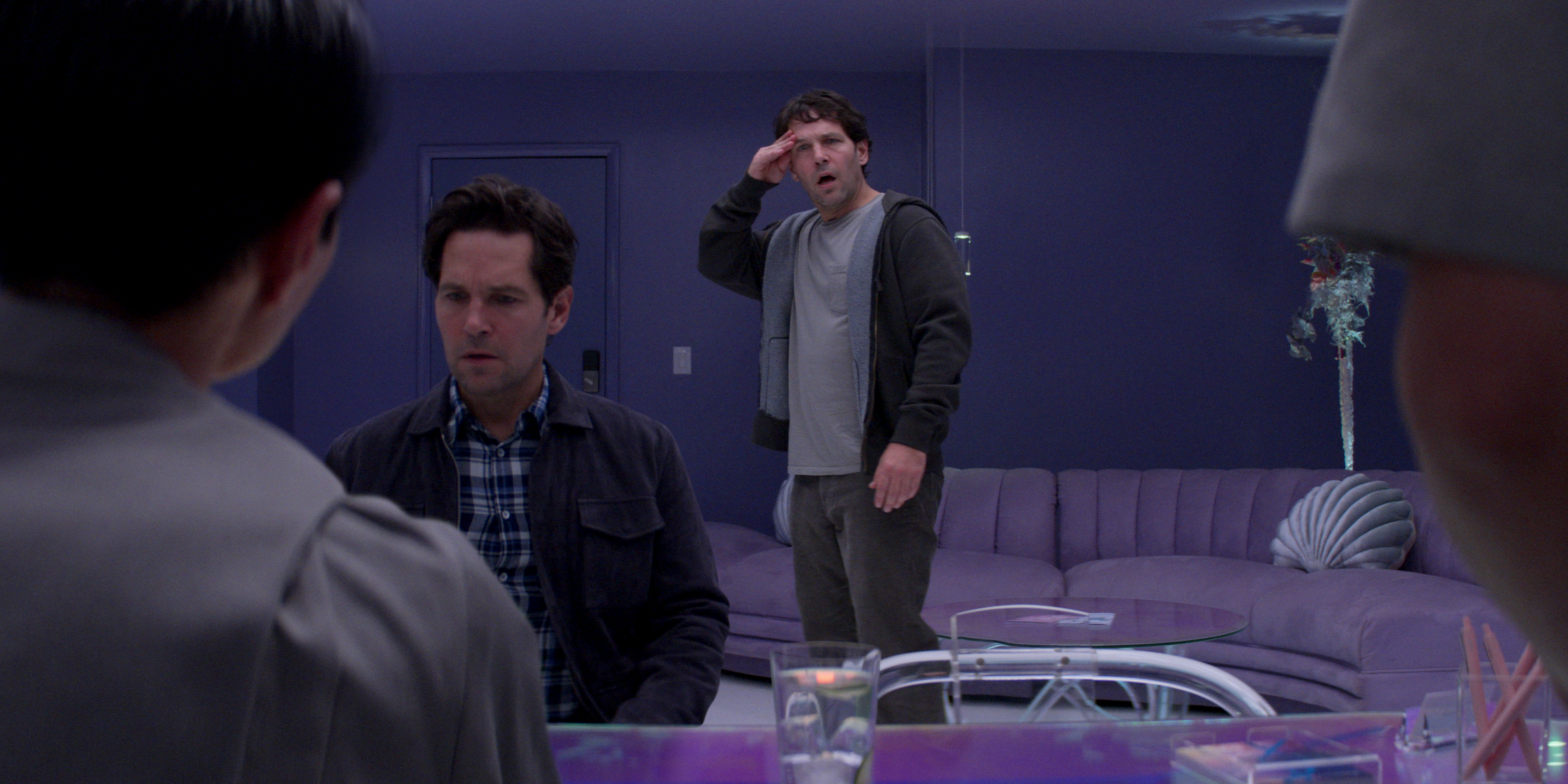 See Paul Rudd and his costar Paul Rudd in first look at new Netflix comedy