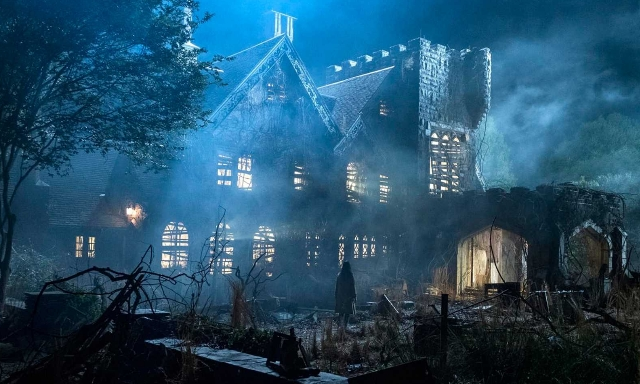 The Haunting of Hill House Bly Manor