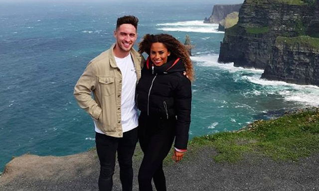 Love Island's Greg & Amber Will Be On This Week's Late Late Show