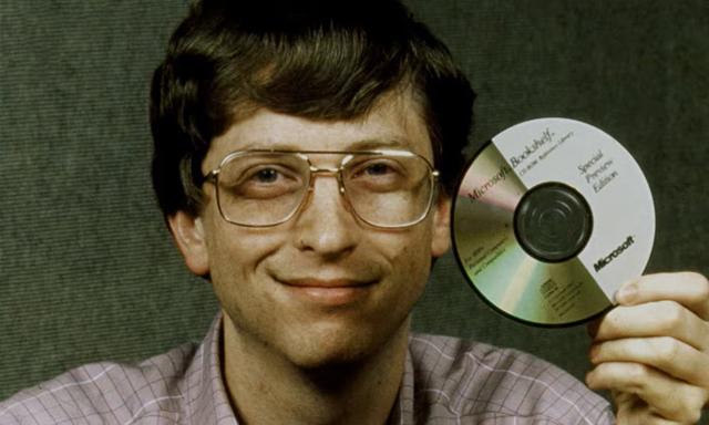 Inside Bill's Brain Bill Gates