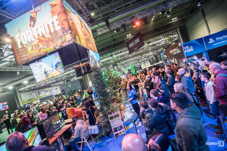 Insomnia Games Festival Dublin