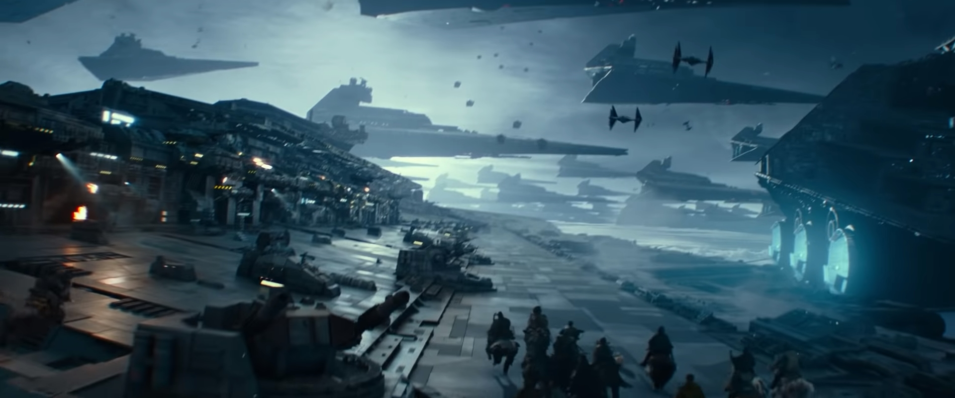 Let S Hyper Analyse The Final Trailer For Star Wars The Rise Of Skywalker