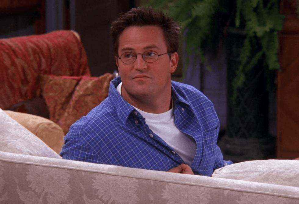 Chandler-on-Friends