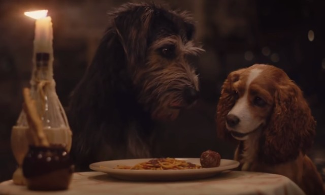 Lady and the Tramp remake trailer