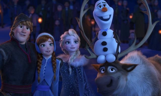 Disney Frozen 2 Quiz Test