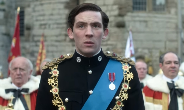 The Crown Josh O'Connor as Prince Charles