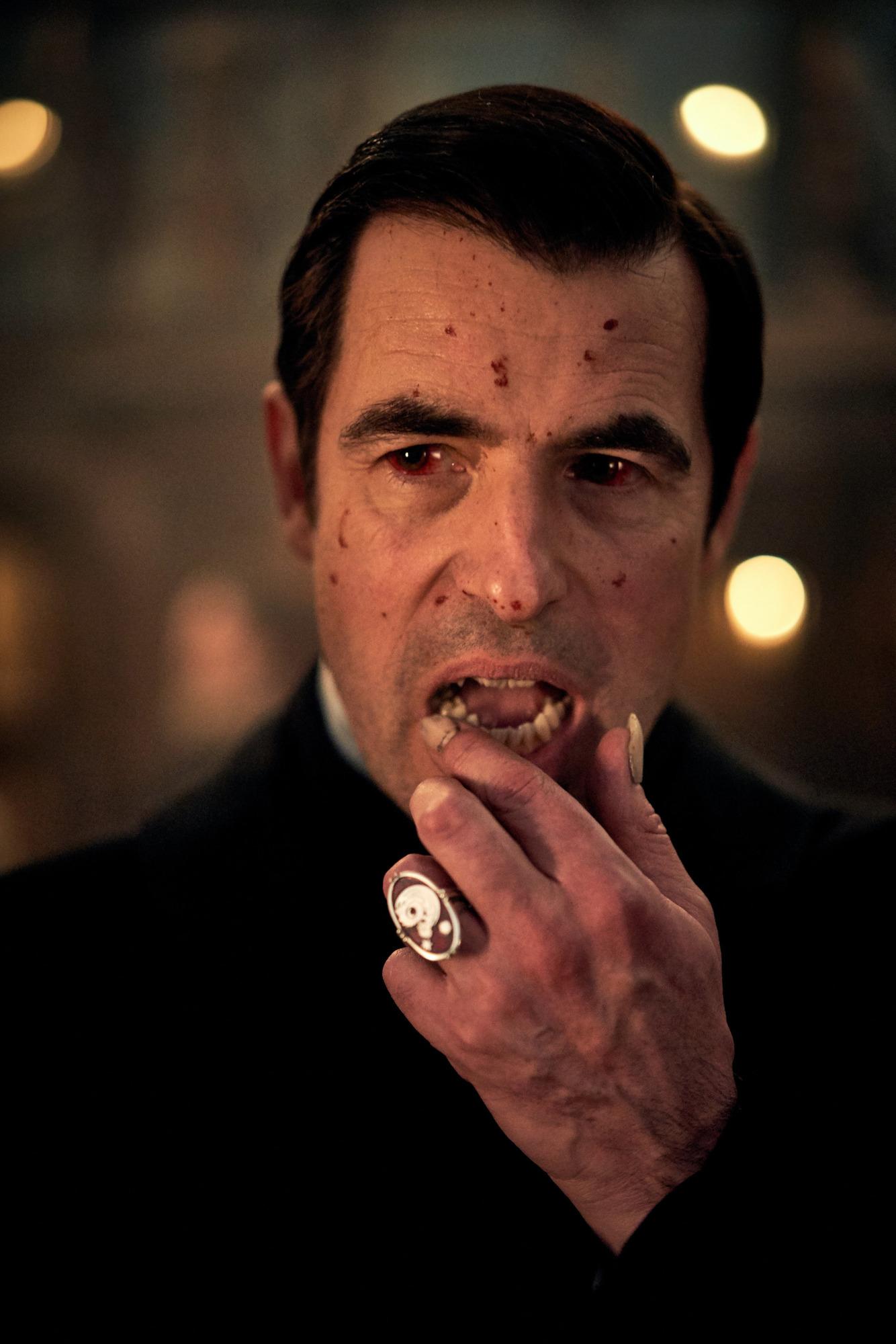Dracula full length pics