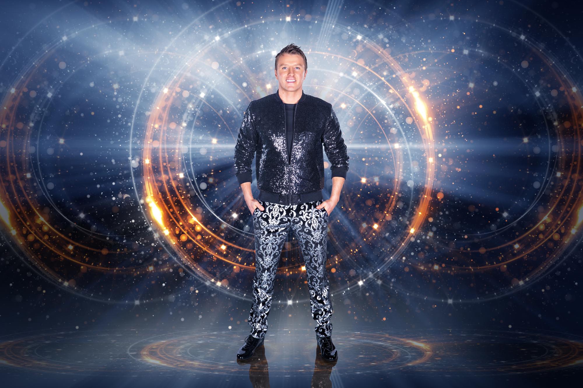 Aidan Dancing with the Stars