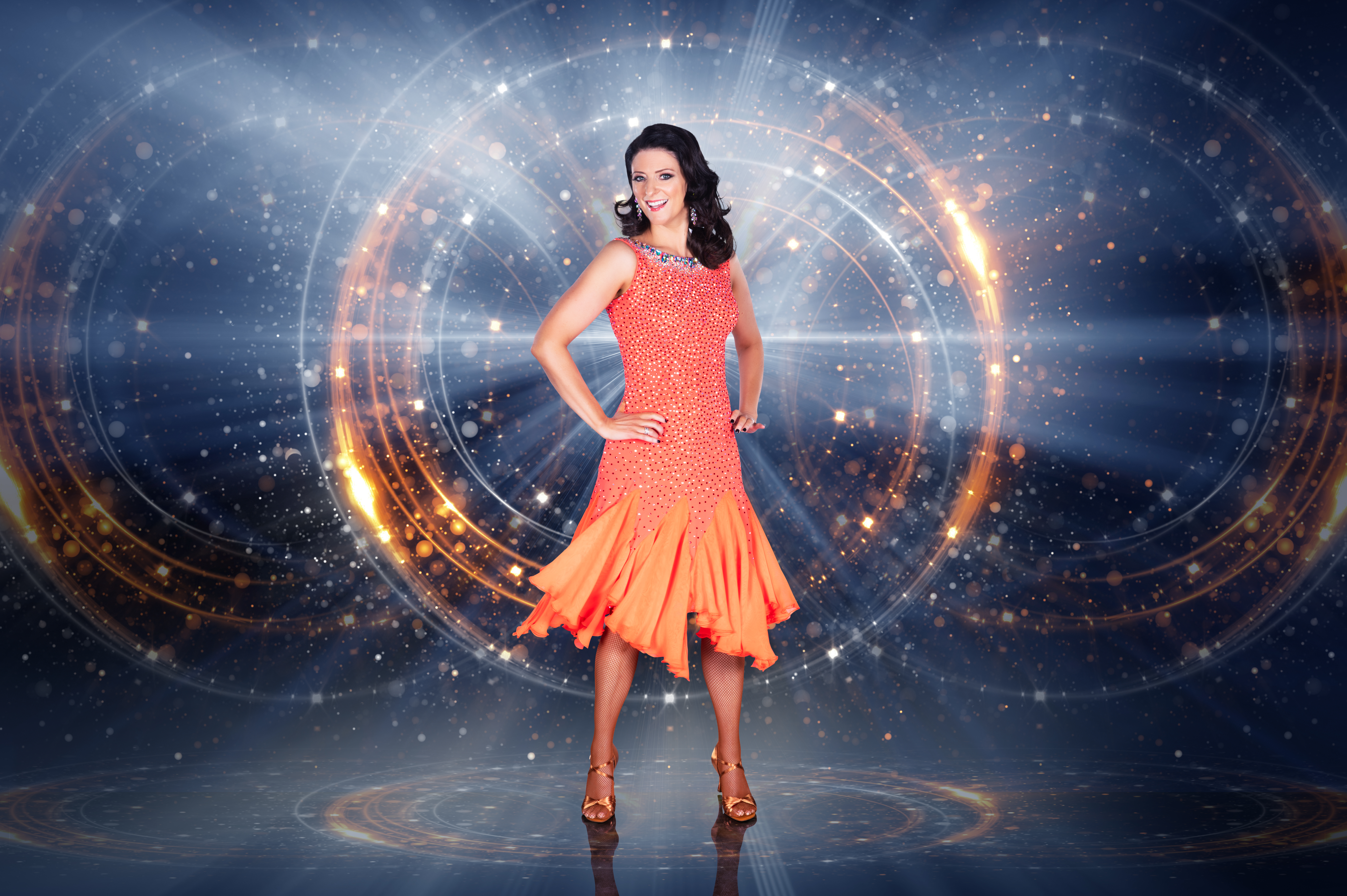 Sinead Dancing with the stars