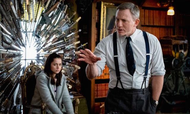 Knives Out Sequel, Daniel Craig