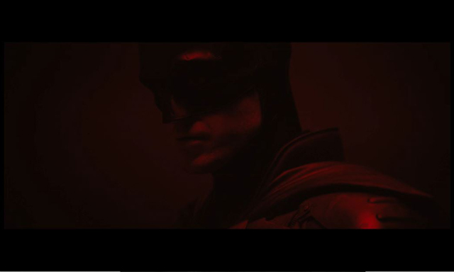 Robert Pattinson The Batman first look