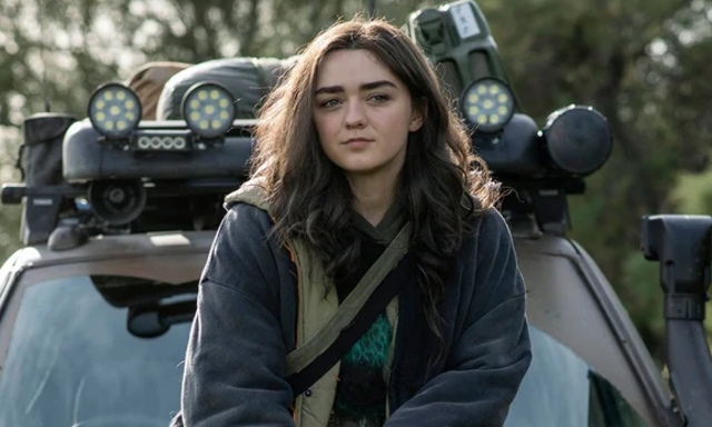 Two Weeks to Live starring Maisie Williams