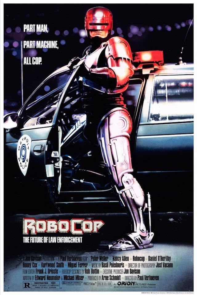 'Robocop' Movie Poster