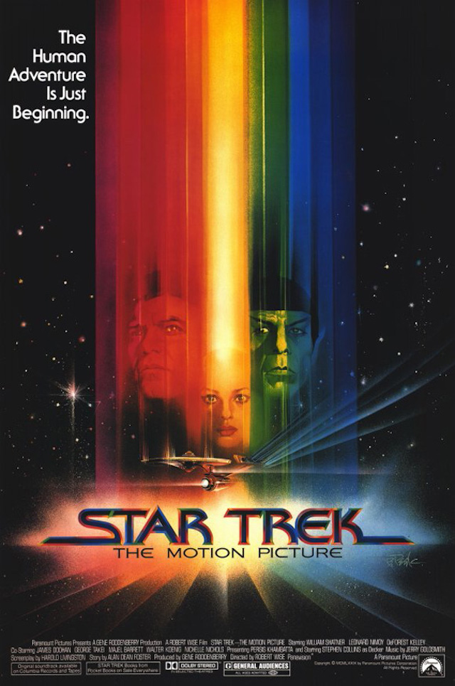 'Star Trek: The Motion Picture' Poster