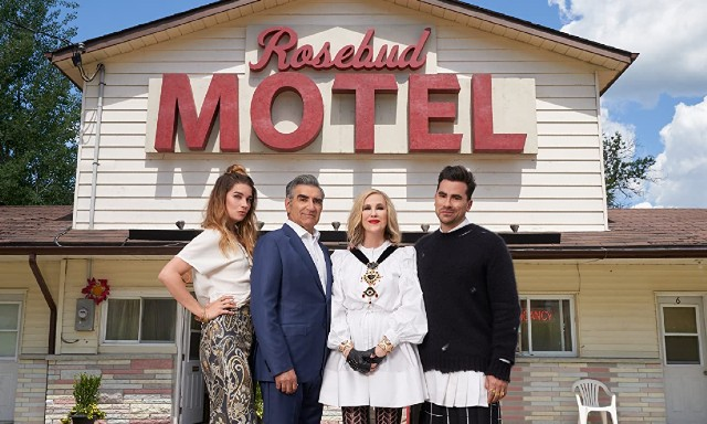 Fans of 'Schitt's Creek' need to watch the final-season special on Netflix