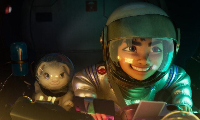 Here's the incredible trailer for Netflix's new animation 'Over the Moon' golden globes nominees