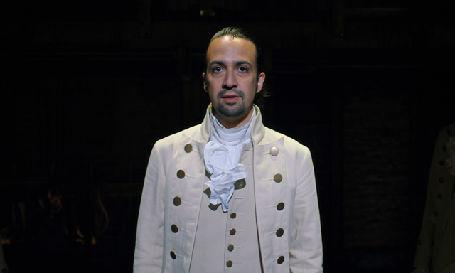 Hamilton Disney Plus review Lin Manuel Miranda