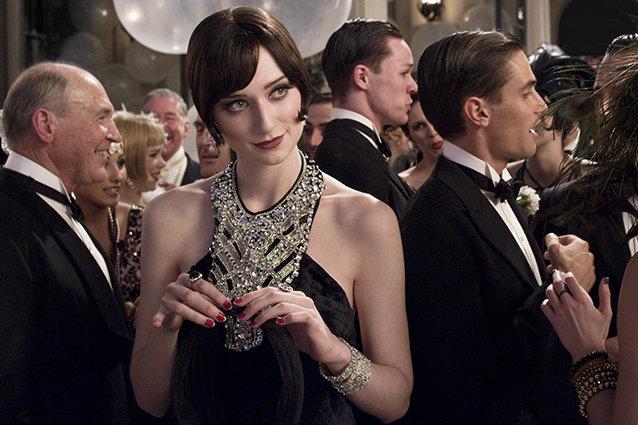 Elizabeth Debicki in 'The Great Gatsby'