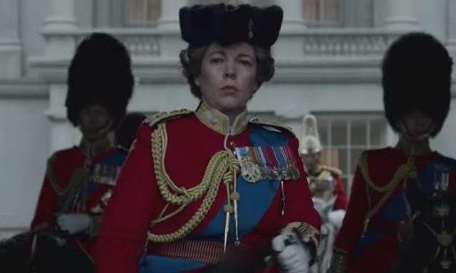 The Crown season four teaser