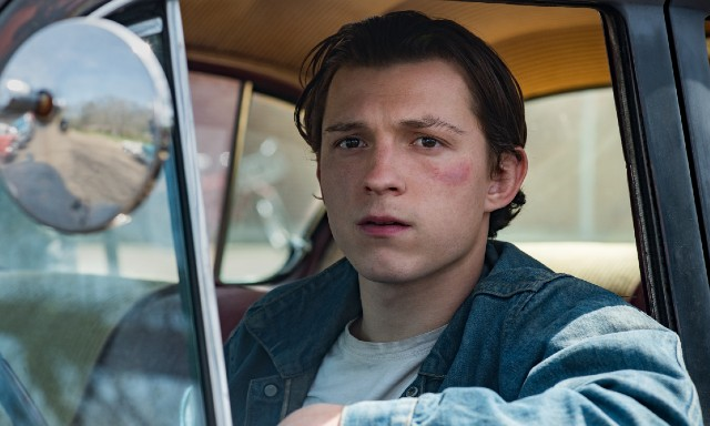 Tom Holland Devil All The Time Netflix