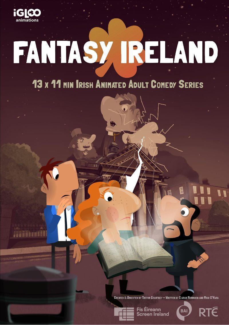 Fantasy Ireland on RTE2