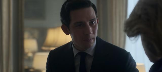 Josh O'Connor as Princes Charles / Credit: Netflix
