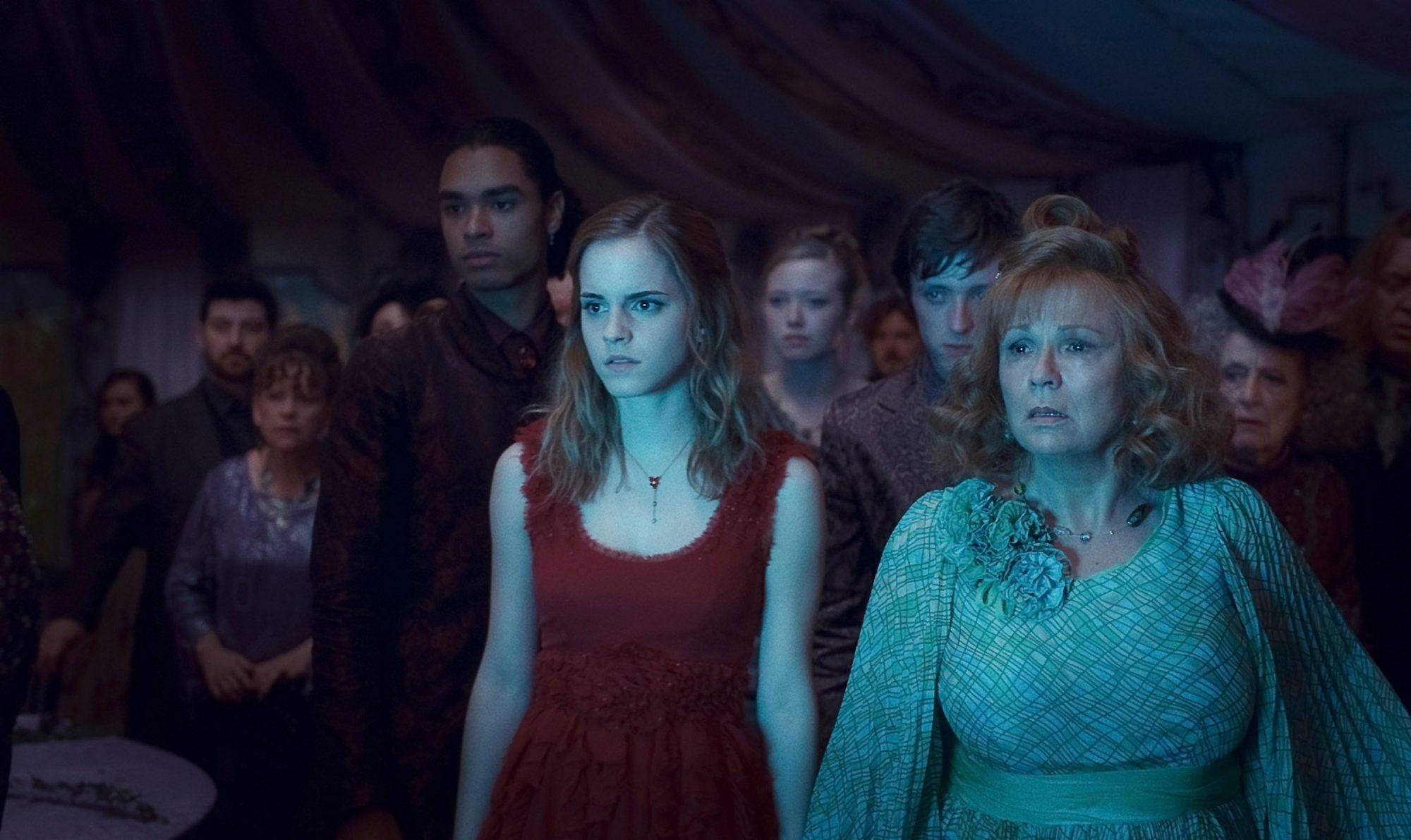 Rege Jean Page Harry Potter